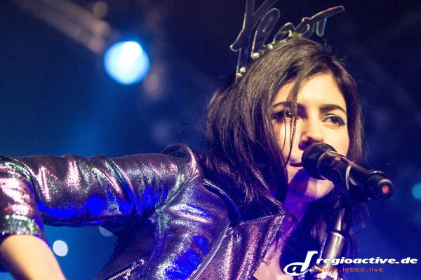 "Kurzes Vergnügen - Marina and the Diamonds bringen ihre ""Froot""-Tour nach Köln"