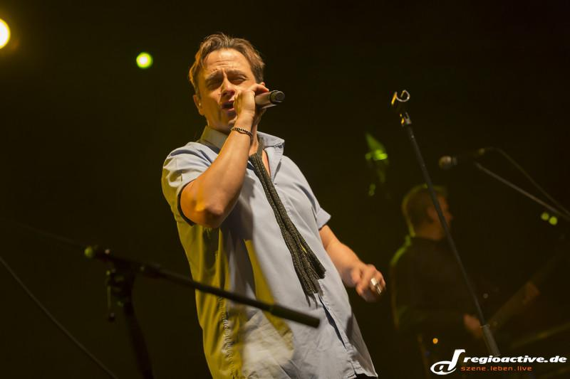 Mike & The Mechanics (live, in der Batschkapp, Frankfurt)