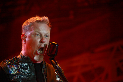 "bang that head that doesn't bang - Bericht: Metallica auf ""St. Anger Tour"" in Mannheim"