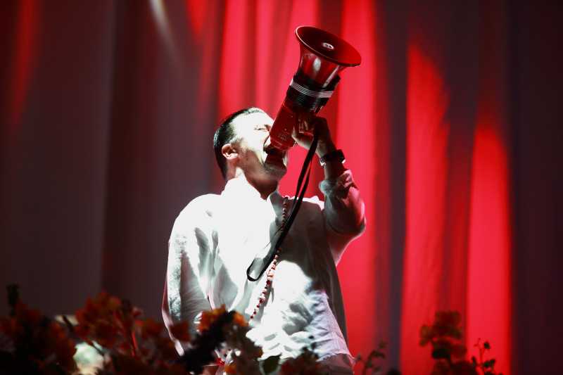Faith No More (live bei Rock im Revier, 2015)