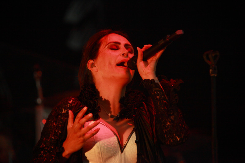 Within Temptation (live bei Rock im Revier, 2015)