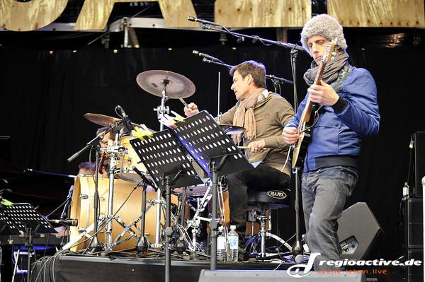 National - Fotos: Olivier Benoit & Orchestre National de Jazz live auf dem Elbjazz Festival 2015